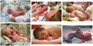 41 неделя беременности третьи роды