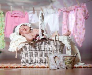 Стирка вещей новорожденного комаровский