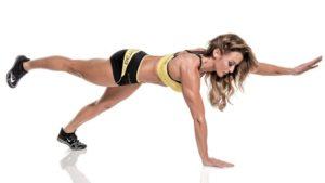 Фитнес планка эффект