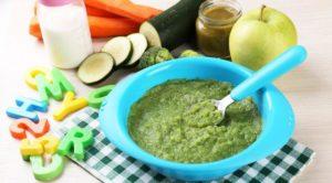 Первый прикорм овощное пюре как приготовить