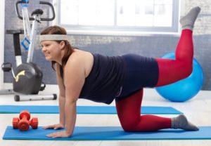 Помогают ли физические упражнения похудеть