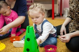 Раннее развитие детей от 1 года методики