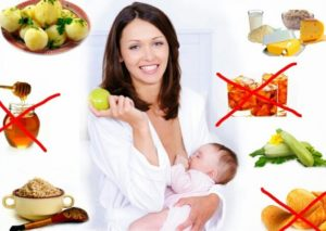 Как похудеть при кормлении грудью ребенка?