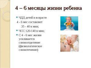 Что ребенок должен уметь в 4 мес?
