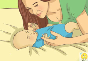 Надо ли будить новорожденного на кормление