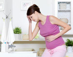 Тошнота второй недели беременности
