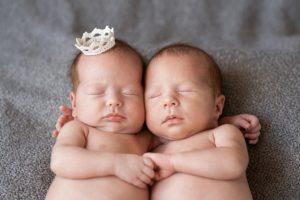 Двойняшки как ухаживать