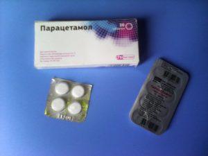 Можно ли при кормлении грудью парацетамол?