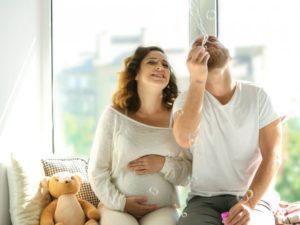 Как относятся мужья к беременным женам?