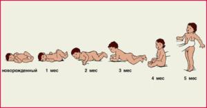 Во сколько месяцев можно садиться мальчикам