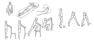 Комплекс упражнений для восстановления