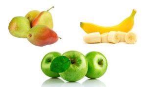 Что можно кормящим из фруктов?