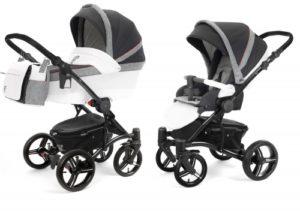 Детские коляски 2 в 1 как выбрать