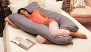 Подушка для беременных зачем