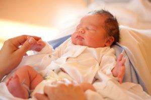 Рождение ребенка от 0