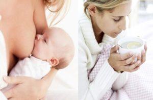 Можно ли при простуде кормить ребенка?