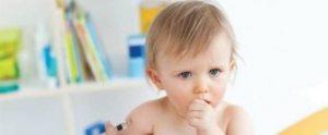 Через сколько можно купать ребенка после акдс