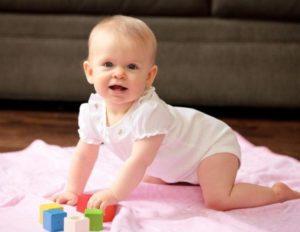 9 месяцев грудничок