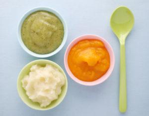 Как приготовить малышу овощное пюре?