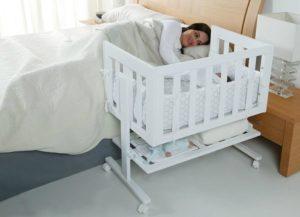Какая кроватка лучше для малыша?