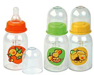 Бутылочки для маленьких
