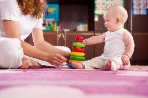 Ребенок развитие в 6 месяцев
