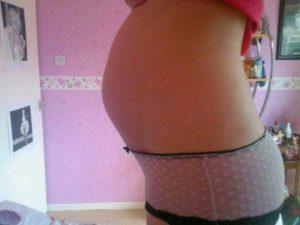 20 Недель беременности растет живот