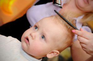 Подстригать или нет ребенка в год