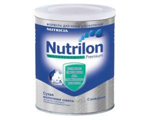 Сухое питание для младенцев