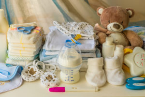 Какие вещи надо для новорожденных?
