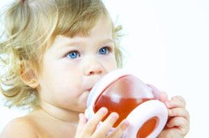 Можно ли давать чай детям?