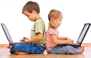 Гаджеты в жизни ребенка