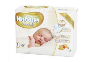 Памперсы для новорожденных дышащие
