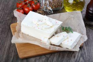 Брынза из козьего молока калорийность