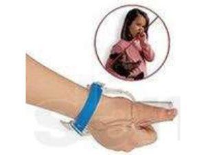 Сосет палец как отучить