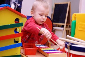 Методика монтессори для малышей