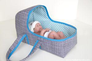 Переноска для новорожденных сшить