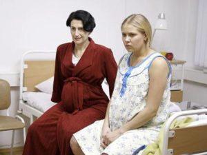 Художественные фильмы о беременности и родах