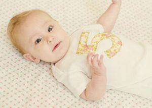 Развитие младенца 5 месяцев