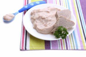 Мясо для прикорма ребенка