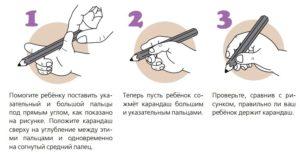 Как поставить ребенку руку?