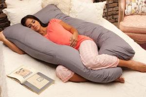 Подушка для сна при беременности
