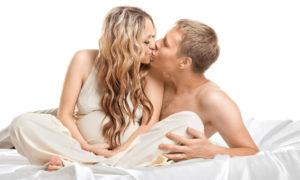 На 4 неделе беременности можно получать оргазм