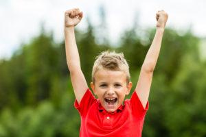 Как ребенку помочь быть уверенным в себе?