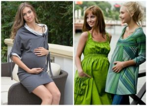 Как стильно выглядеть беременной?
