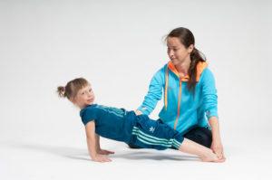 Зарядка для похудения детская