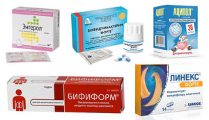 Препараты после антибиотиков для детей