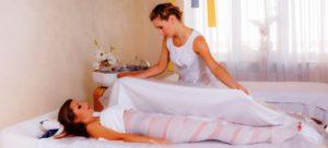 Обертывания с магнезией для похудения