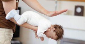 Что делать ребенок подавился?