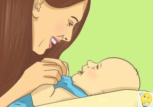 Надо ли будить ребенка для кормления ночью